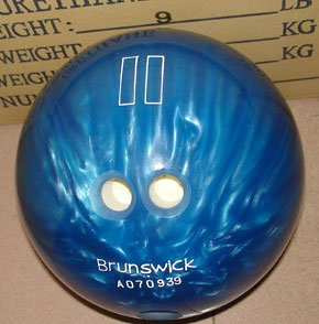 ボーリングボール