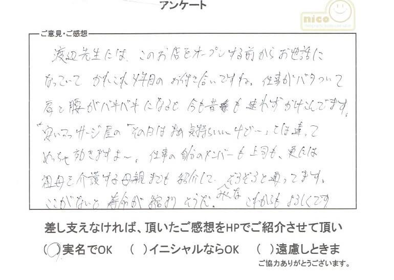 中島 孝太 30代 男性