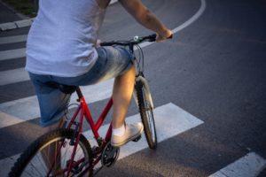 自転車 お尻の傷み