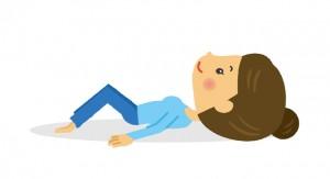 産後エクササイズ 尿漏れ予防改善 ケーゲル体操