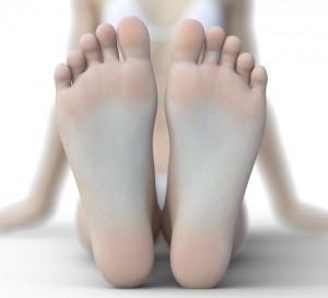 足の裏 腰痛 坐骨神経