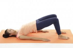 産後エクササイズ 大殿筋 骨盤と股関節をつなぐ筋肉